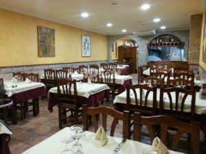 Restaurant en funcionament en venda de 210 m²
