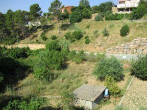 Terreny en venda de 1.169 m² (a dos carrers)