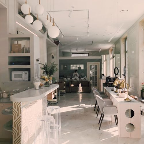 white-dining-table-near-bar-table-1029803